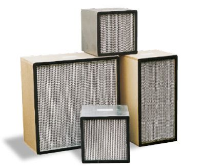 HEB-HMB-HTB-RR/Deep plate absolute filters H13